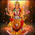 Durga Matha Live Wallpaper icon