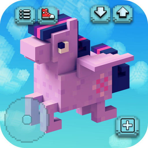 Pony Girls Craft: Exploration (game)