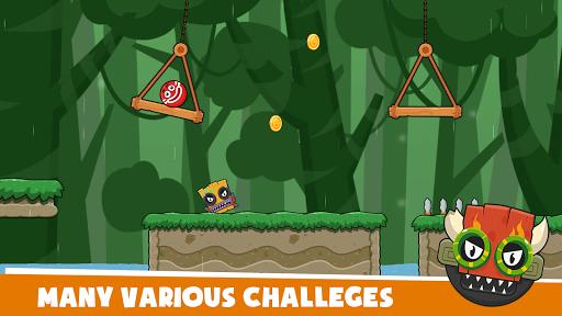 Ball Hero Adventure - Bounce Ball 6 Jump For Love apktram screenshots 3
