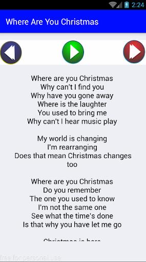... Faith Hill - Where Are You Christmas screenshot 4