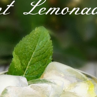 Mint Syrup Lemon Juice Recipes