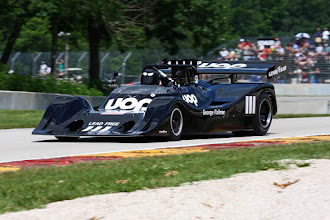 Photo: Can-Am Shadow (that says it all) The car looks like it's flying, even when it's on the ground.