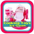 Cooking Toy Ice Cream