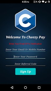 Cheezy Pay - náhled