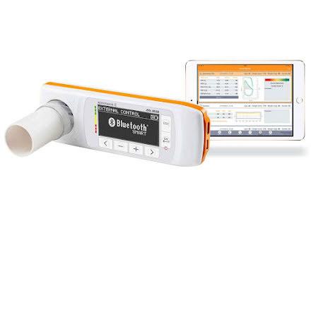 Spirobank II Spirometer med Mjukvara