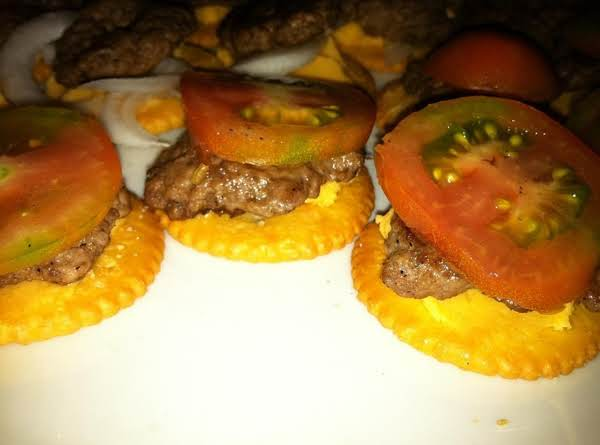 Baby Butter Burgers! Recipe