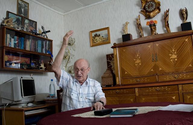 Oleg Ivanovsky, photo Kristina Sazonova