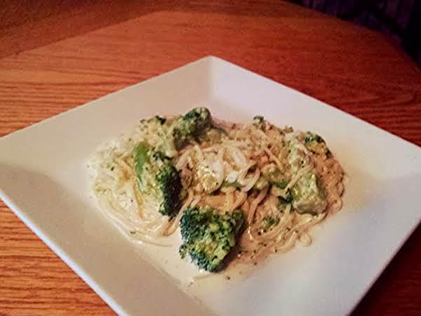 Gorgonzola Pasta With Broccoli Recipe