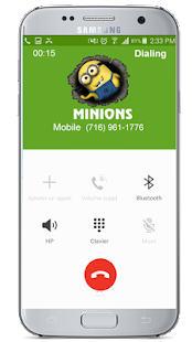 Call From Minions for PC-Windows 7,8,10 and Mac apk screenshot 5