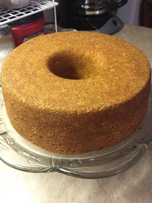 Semi-homemade Vanilla Pound Cake Recipe