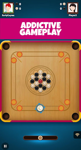 Carrom Royal - Multiplayer Carrom Board Pool Game apktram screenshots 4