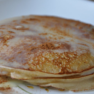 Condensed Milk Pancakes Recipe
