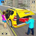 City Taxi Driving Simulator icon