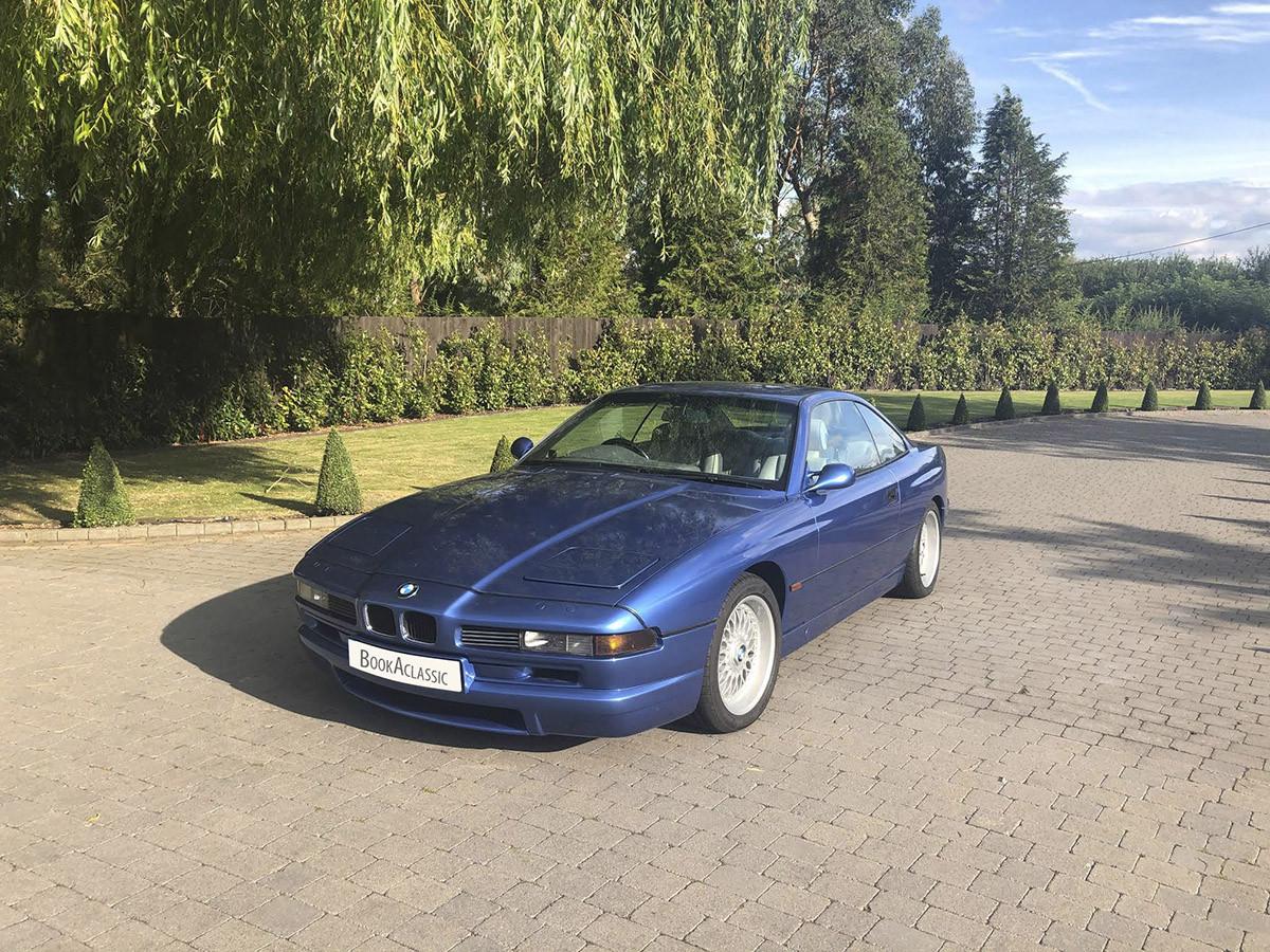 BMW 840 Sport Hire Stanbridge