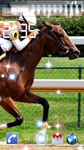 Horse Racing Sport 4K Live