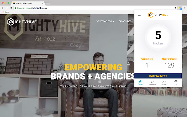 MightyHive Site Tools