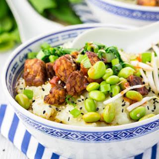 Vegetarian Rice Porridge Recipes.