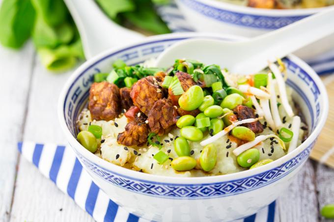 Congee (Rice Porridge) Recipe