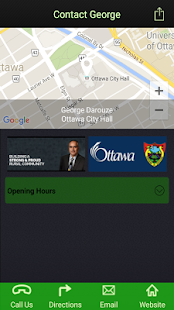 George Darouze - Osgoode Ward- screenshot thumbnail