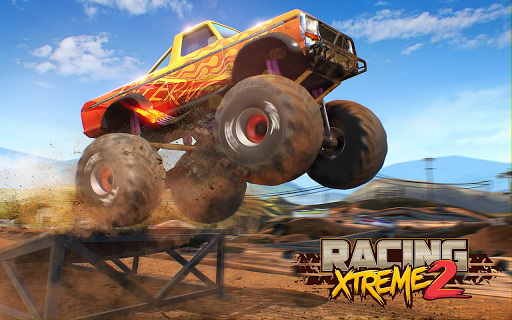 Racing Xtreme 2: Top Monster Truck & Offroad Fun modavailable screenshots 3