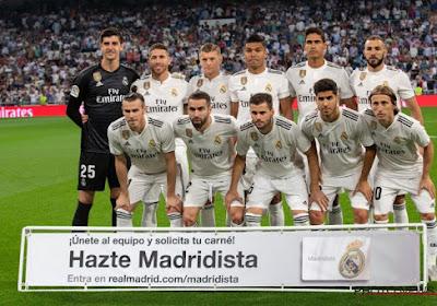 Le Real Madrid avec Thibaut Courtois perd de nouveau des points chez la surprise du début de saison