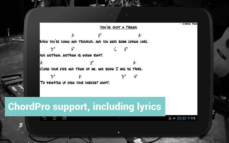 Fakebook Pro: Real Book and PDF Sheet Music Reader Screenshot 13