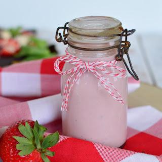 Strawberry Salad Dressing.