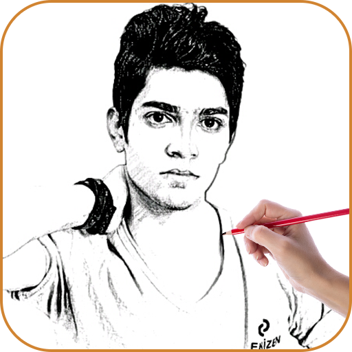 Sketch Photo Maker icon