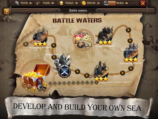 Age of Voyage - pirate's war screenshot 2
