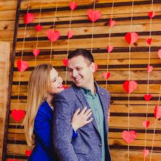 Wedding photographer Polina Kupriychuk (paulinemystery). Photo of 14.02.2017