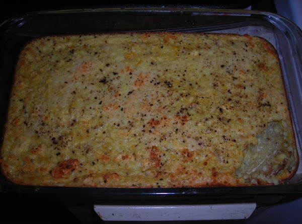 Corn Pudding By Aunt Jeannie Recipe