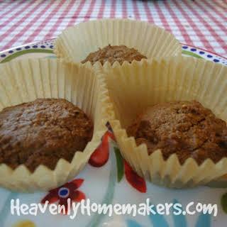 Low Sugar Flourless Chocolate Peanut Butter Cookies.