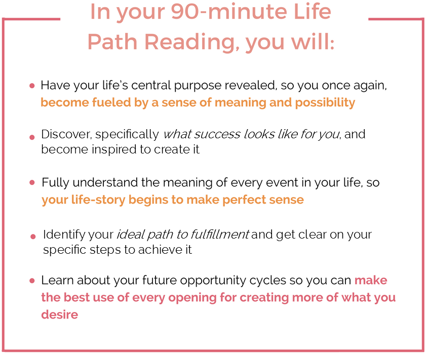 life path reading