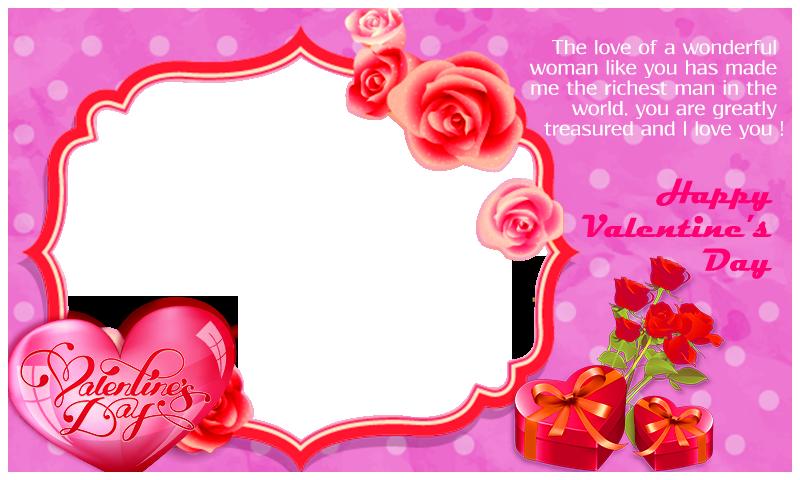 valentines day frames screenshot