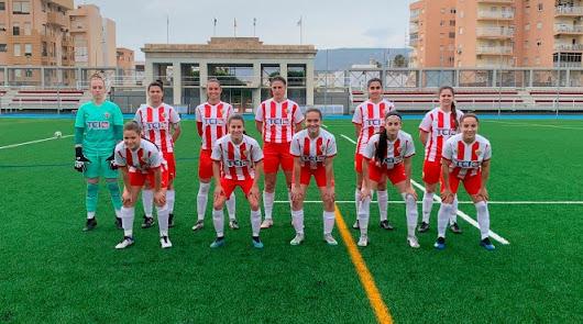 4-1: El Almería Femenino coge aire en la lucha por evitar el descenso directo