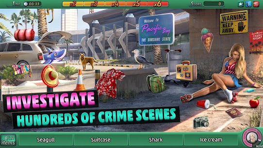 Criminal Case: Pacific Bay MOD (Unlimited Energy/Free Examines) 1