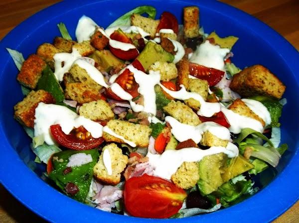Crazy Chef Caesar Salad Recipe