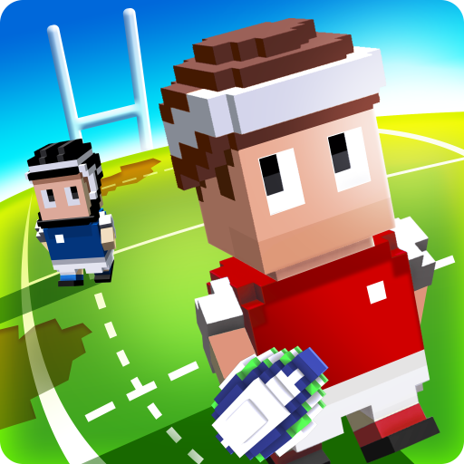 Blocky Rugby file APK Free for PC, smart TV Download