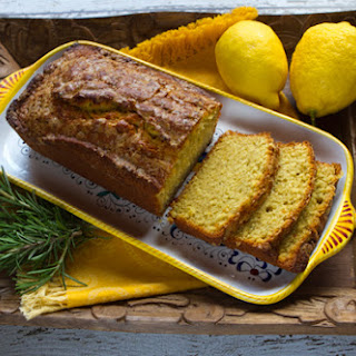 Lemon, Olive Oil, & Rosemary Loaf