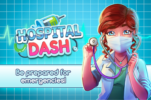 Hospital Dash - Healthcare Time Management Game 1.0.20 screenshots 1