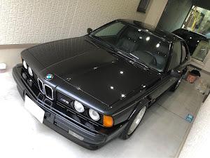 M6 E24 88年式 D車のカスタム事例画像 とありくさんの2020年04月05日09:02の投稿