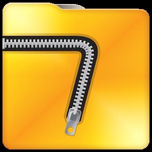 7Zipper 2.0 Local and Cloud File Explorer 2.9.30 by PolarBear soft logo