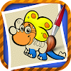 Dinosaur Drawing Book for Kids APK Icon