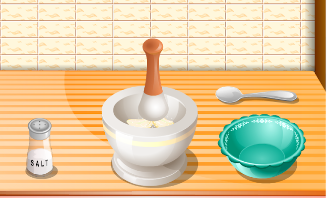 cook authority games cooking - screenshot
