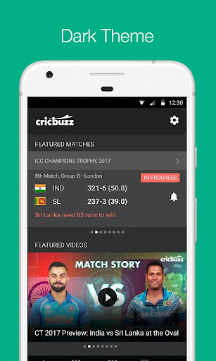 Cricbuzz - Live Cricket Scores & News screenshot 2