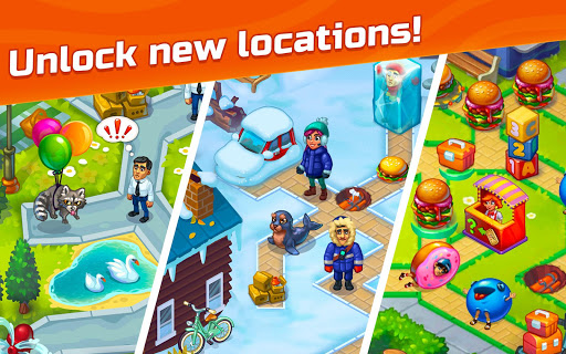 City Rescue Team: Time management game apkpoly screenshots 19