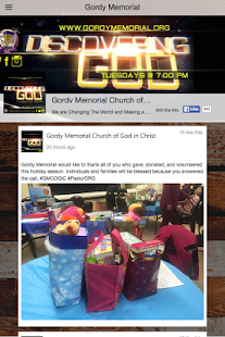 Gordy Memorial- screenshot thumbnail
