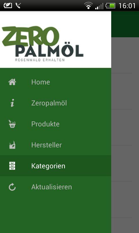 PoP Produkte ohne Palmöl- screenshot