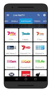 Live NetTV - náhled