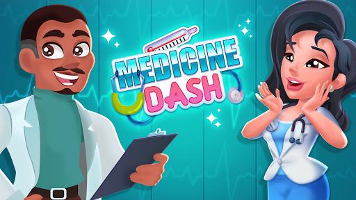 Medicine Dash - Hospital Time Management Game 1.0.3 Mod screenshots 5